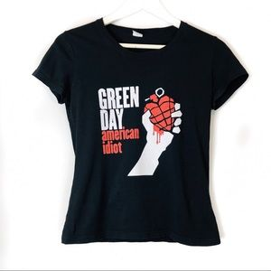 Green Day American Idiot Graphic Tee